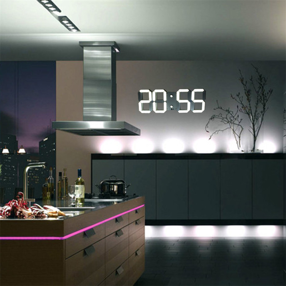 Popular Alarm Wall Watch Digital-Buy Cheap Alarm Wall Watch ...