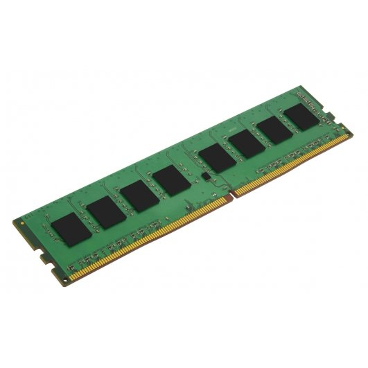 Module Kingston Technology ValueRAM 8 go DDR4 2400 MHz, 8 go, 1x8 go, DDR4, 2400 MHz, DIMM 288 broches, vert