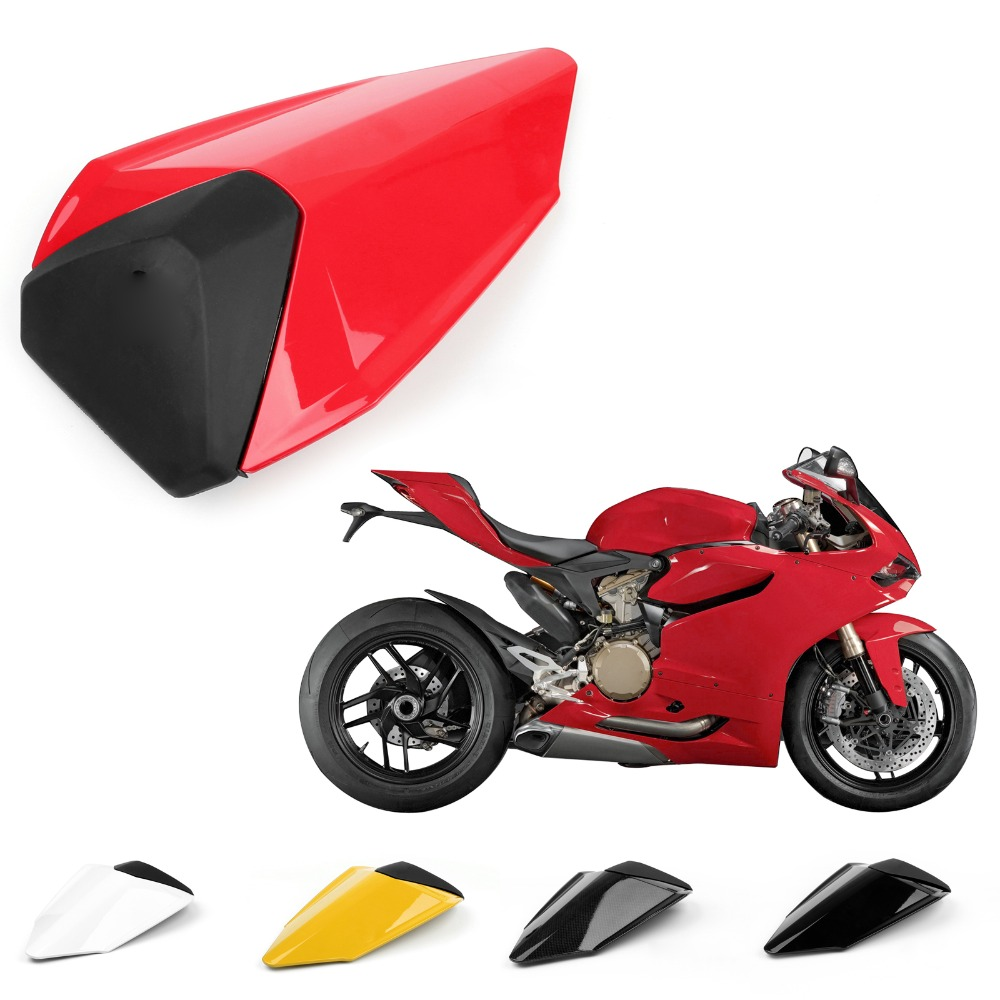 Areyourshop Motorcycle Rear Seat Fairing Cover Cowl For Ducati 899 1199 Panigal 2012-2015 New Arrival Styling Motorbike Part