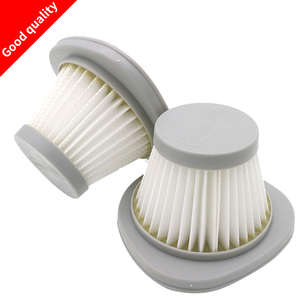 2pcs Replacement Vacuum Cleaner Accessories HEPA Filter for Deerma Dx118C Dx128C Vacuum Cleaner parts 5b front highway road wheel set ts h95086 x 2pcs for 1 5 baja 5b wholesale and retail page 1