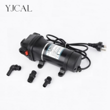 FL-41 220V 110V High Pressure Mini RV Yacht Family Water Self-priming Diaphragm Pump Reciprocating Filter Accessories Automatic fl 32 220v 110v high pressure mini rv yacht family water self priming diaphragm pump reciprocating filter accessories automatic
