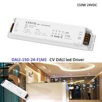 DALI Led Dimming Driver;DALI 150 24 F1M1;AC100 240V input;DC24V 6.25A 150W output;DALI/Push 150W 24VDC CV DALI Driver