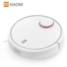 Оригинальный Xiaomi Mi робот пылесос домашний автоматический для уборки пыли стерилизованный умный запланированный мобильное приложение управление Умный автоматический