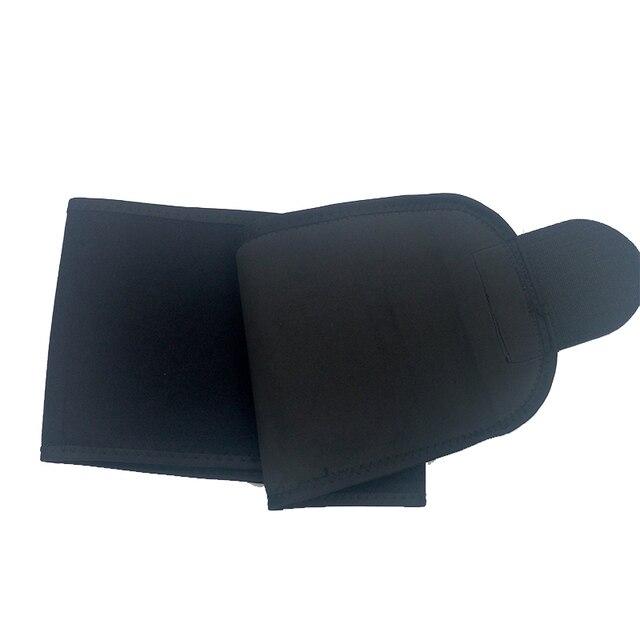 Neoprene Sauna Waist Trainer Slimming Belt Sweat Belt  Shaper Fat Burn Shaperwear Adjustable Slimming Wraps Fajas Slimming Belt 5