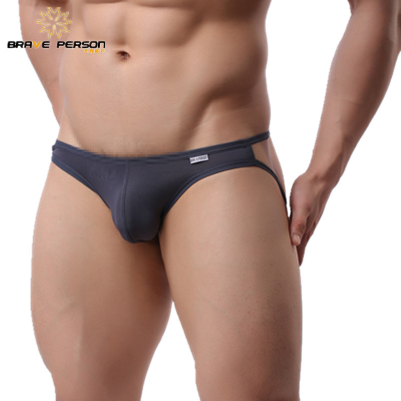 Hot Sell Sexy Gay Underwear Men Bikini Gay Thong Men -6029
