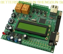 PIC-MAXI-WEB development board  TCP-IP DEV BRD FOR PIC18F97J60 module dev