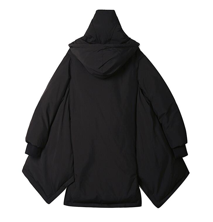 Mantel Herbst Parka 2019 Jacken Unten Weibliche Frauen Winter Inverno Wadded Casual Schwarzes Jacke Neue Parkas Mode BxpxHw