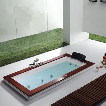 Wbudowany masaż combo wanna M-2039 tanie i dobre opinie Wolnostojące Akrylowe W zestawie Combo masaż (air whirlpool) Rogu 1 8 m MULTI CE ISO9001 CQC RoHS ETL Reach ISO9001 SAA