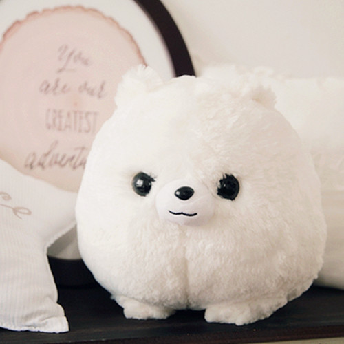 Most Inspiring Fluffy House Chubby Adorable Dog - Candice-guo-super-cute-plush-toy-cartoon-soft-fat-puppy-fluffy-Pomeranian-dog-stuffed-doll-lover  Gallery_479190  .jpg
