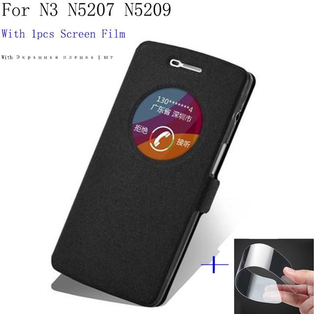 designer fashion e0b94 f8d50 US $8.53 7% OFF Smart view window case For OPPO N3 N5207 N5209 Phone case  Back Cover flip PU leather Case For OPPO N 3 shell cover cases-in Flip  Cases ...