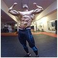 Calças Suor Calças Dos Homens de Fitness masculino Estética Pan Desgaste Para Os Corredores Roupas Cinza Fina de Suor Calças Meninos