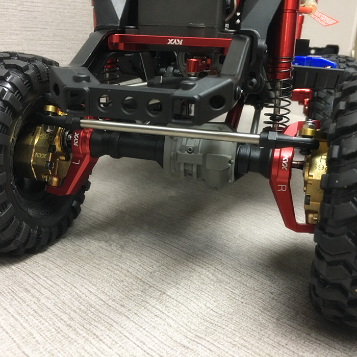 Aluminum Front C Hub Carrier for Traxxas TRX4 crawler car