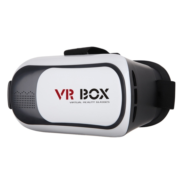 VODOOL 3D VR Glasses Phone VR Box VR Headset Virtual Reality Glasses Watch 3D Movies Support 4.7-6 inch Mobile Phone Tablet