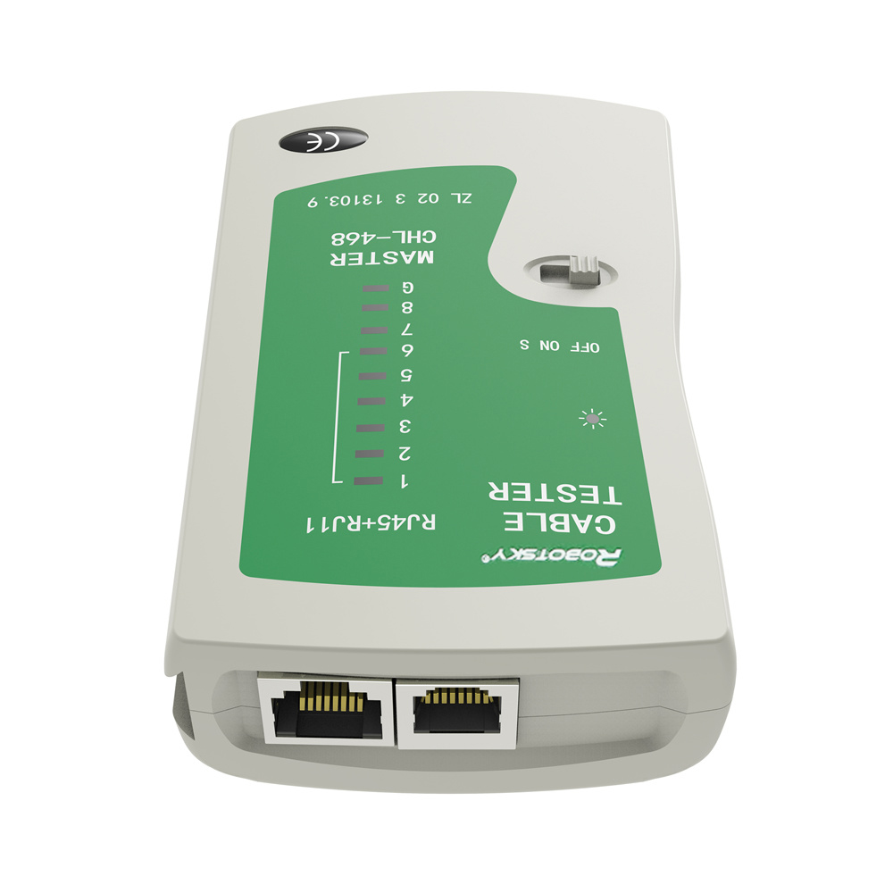 Brand New Professional Rj45 Cable Lan Tester Network Cable Tester Rj45 Rj11 Rj12 Cat5 Cat6 Utp Lan Cable Tester Networking Tool Networking