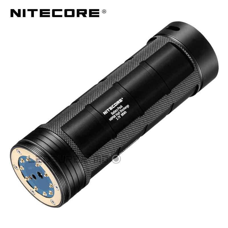 Ultra-high Performance Nitecore NBP68HD Li-ion Rechargeable Battery Pack Purpose-Designed for Nitecore TM Series Flashlights glass lens for flashlights 18mm 10 pack