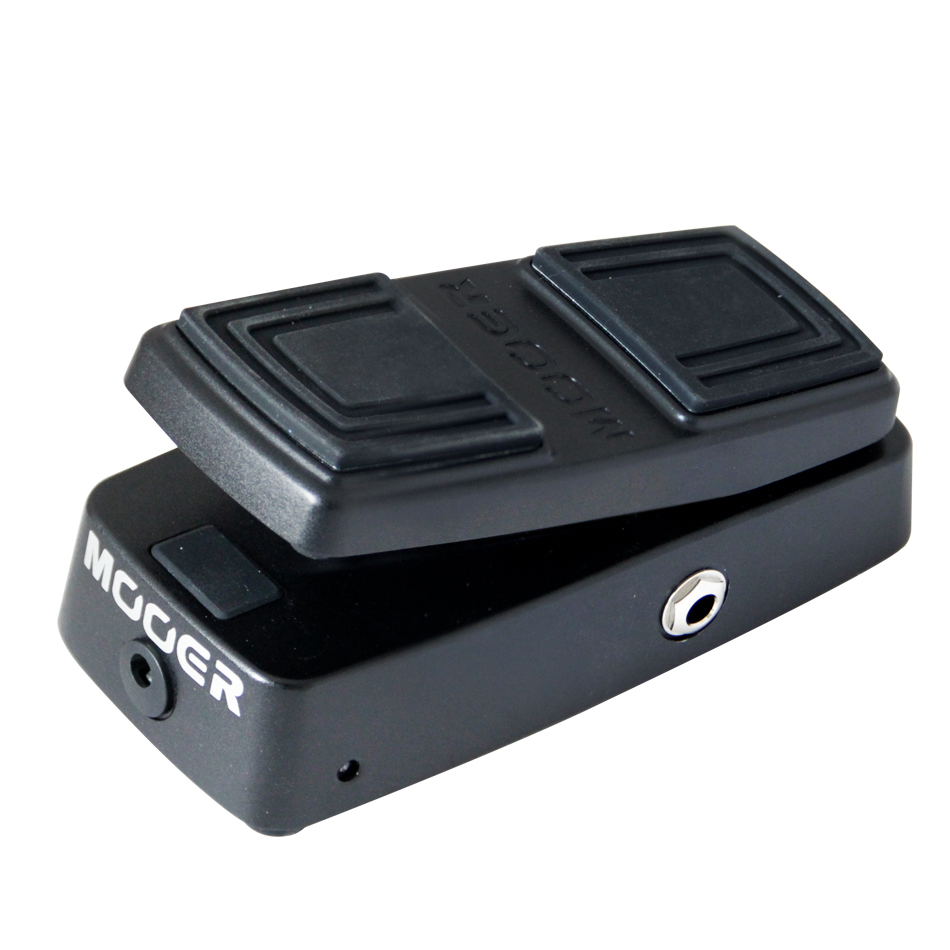 Mooer Free Step Analogue Vintage Wah Guitar Pedal Smooth & Seamless Transition Volume ControlGuitar Effects Pedal new kokko 2 inch 1 wah vol guitar pedal kw 1 mini wah volume combination multi effects pedal guitar accessories