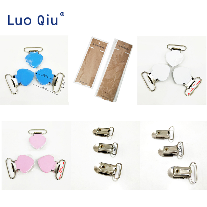 (If You Want To Pack Cardboard Or Custom Suspender Clips),  Please Click On This Link To Buy.