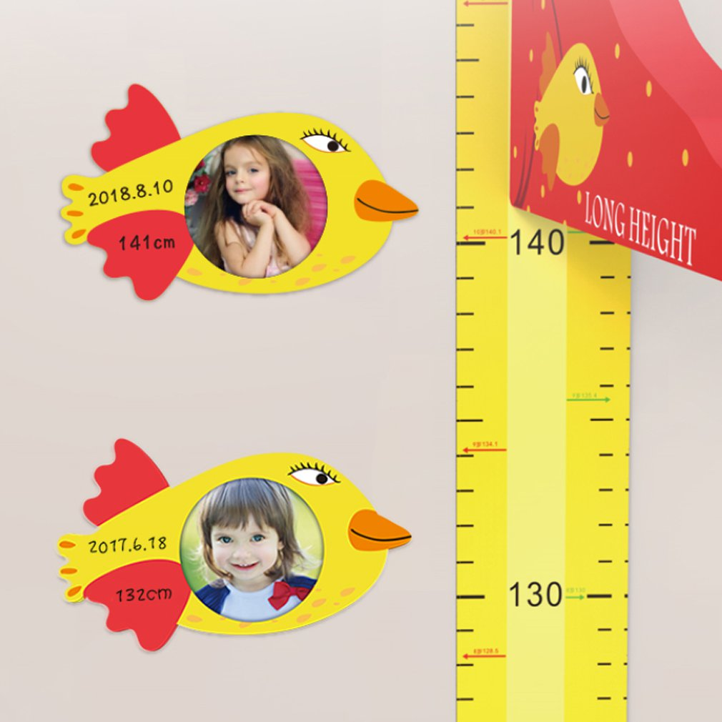 Magnetic Removable Children Height Ruler Stickerr Living Room Bedroom Wall Stickers Home Decoration Wallpaper Wall Decals in Puzzles from Toys Hobbies