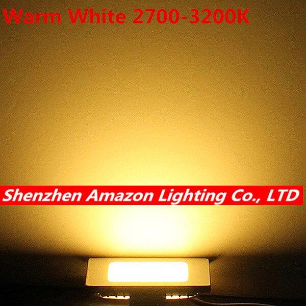 AC85-265V square warm white/natural white/cold white SMD2835 high lumens 6W led mini panel light Ceiling downlight lighting