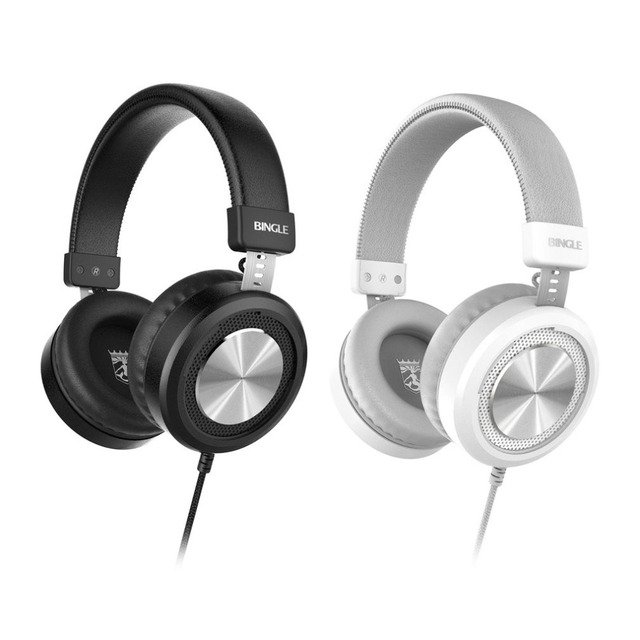 Aliexpress.com : Buy Bingle Wired Headset with Microphone Stereo ...