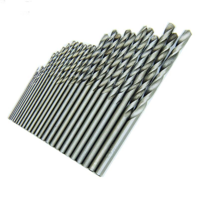 150-osaline HSS mikro-PCB puurimiskomplekt 0,4-3,2 mm Dremeli - Puur - Foto 3