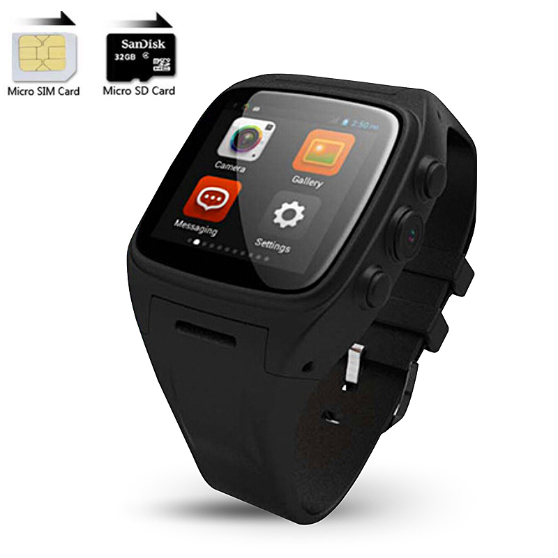 3G Android 4.4 Wifi Smart Watch Phone X01 Android Wifi Bluetooth SmartWatch Support SIM Card GSM GPRS Waterproof Smart Watch simcom 5360 module 3g modem bulk sms sending and receiving simcom 3g module support imei change