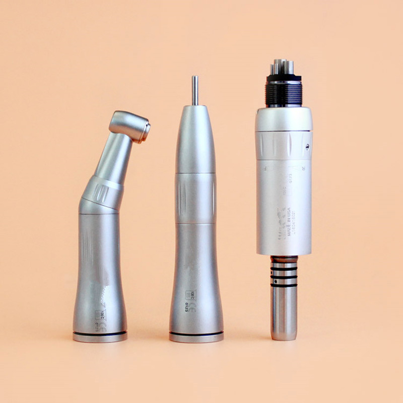 2019 good quality Dental MicroMotor Inner waterway Slow Handpieces Straight E Type Brush Motor dental Lab