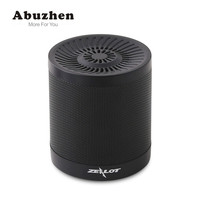 Abuzhen Wireless Portable Bluetooth Speaker Music Player TF Card/Micro SD Strong Bass Stereo with Mic for iPhone xiaomi Samsung