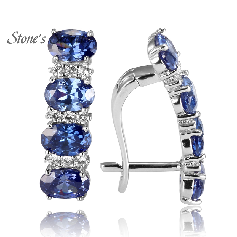 Tanzanite Buying Tanzanite: Aliexpress.com : Buy 925 Sterling Silver Tanzanite