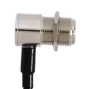 Image 4 - Cabo de 5m 16ft para o cabo de alimentação da antena de rádio móvel do carro sma cabo coaxial macho do conector PL 259 so 239