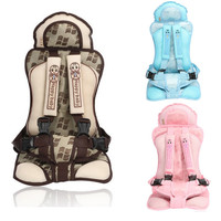 Child Car Safety Seats 0 4 Years Old Bear Style Baby Car Seat Portable Comfortable Infant