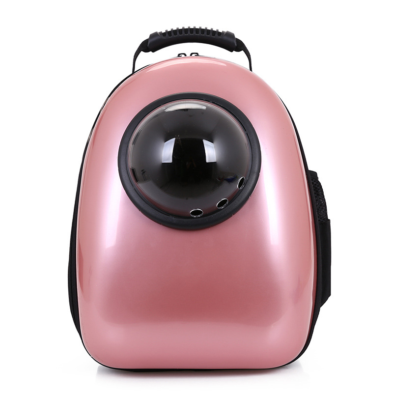 Pet Travel Bag Space Capsule Shaped Breathable Pet Outside Cat Carrier Backpack Pet Dog Outdoor Portable Package Wholesale