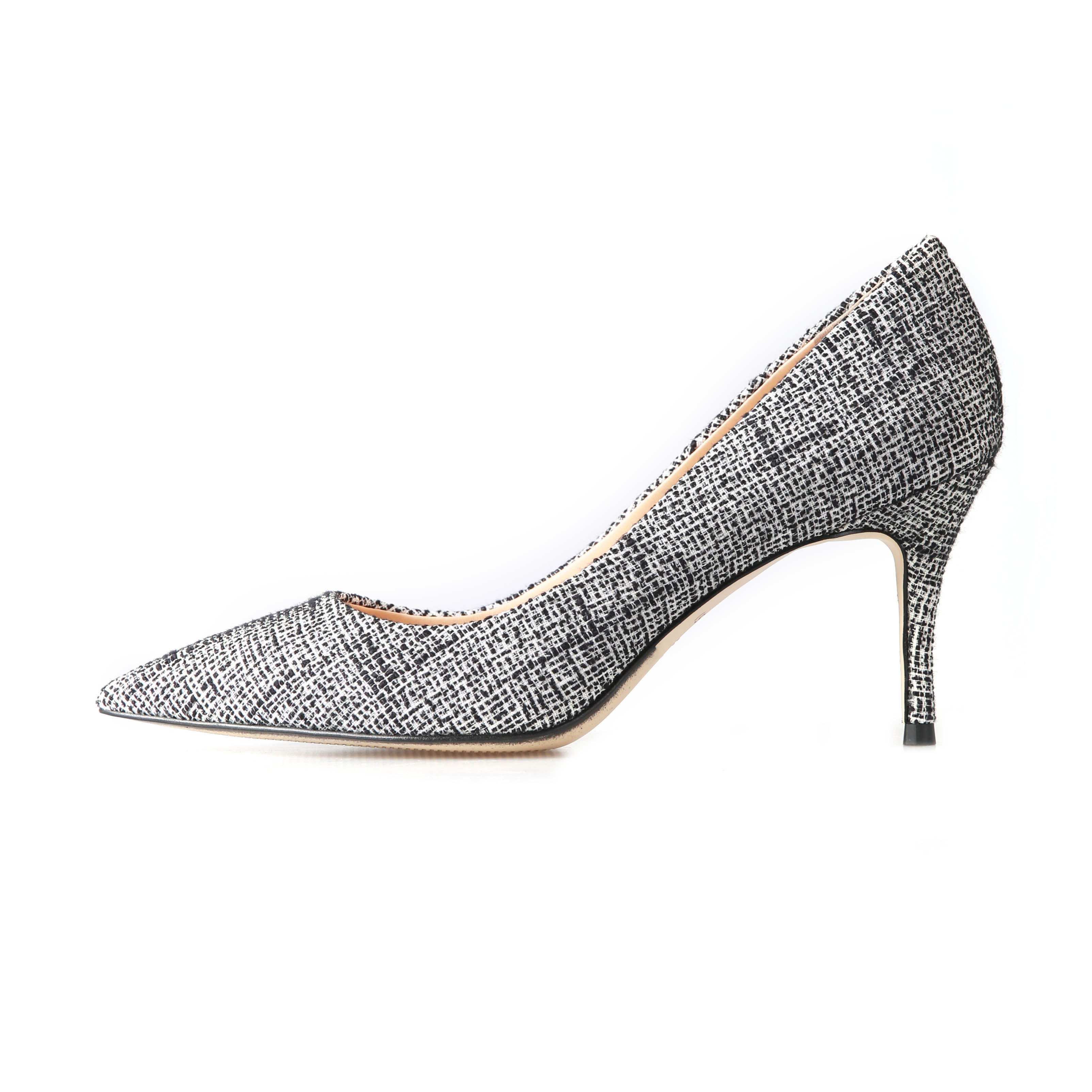 2019 New Ultra-high-heeled Women Feeling Shallow Pointed Women's Shoes Stiletto Elegant Comfort Shoes