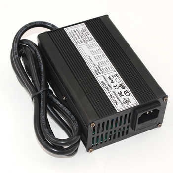 24V 3.5A Lead acid Battery Aluminum Case Charger For 27.6V Lead acid Battery Has SCP,OVP,OCP,OTP protection features