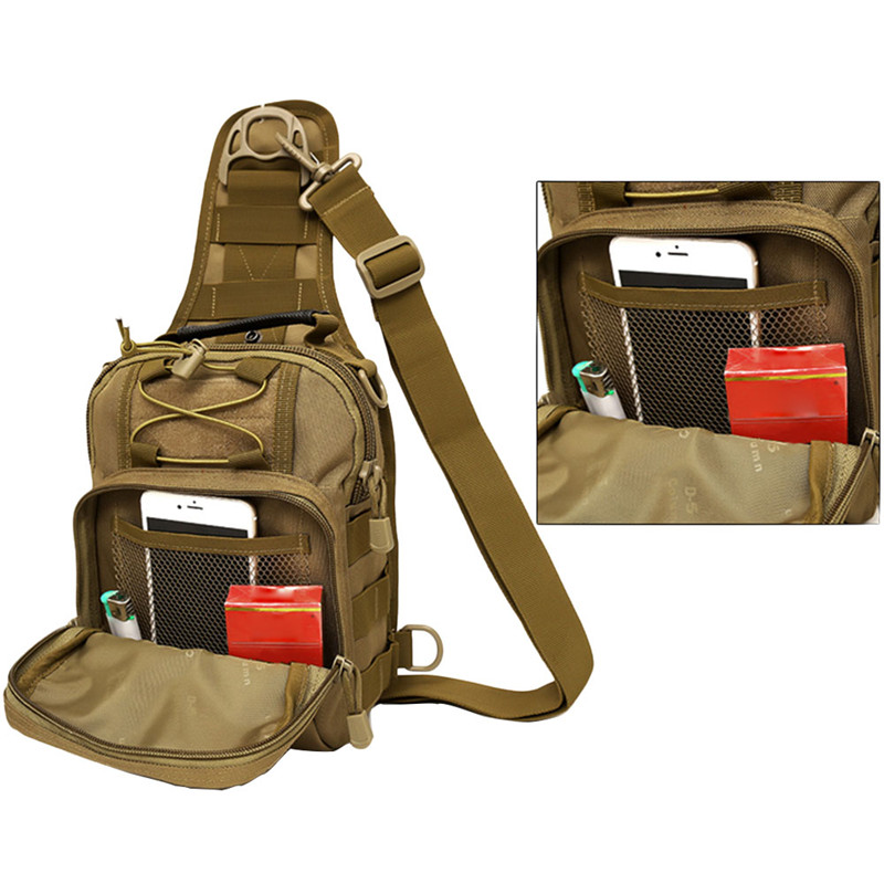 Camping & Hiking 600d Outdoor Sports Bag Shoulder Military Camping Hiking Bag Tactical Cross Body Backpack Utility Travel Hiking Trekking Bag 2019 Latest Style Online Sale 50%