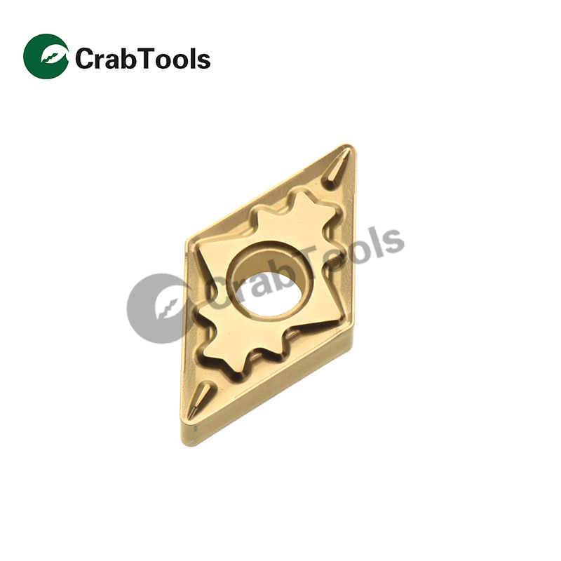 Crab Tools KYOCERA 10PC DNMG110404HQ CA5525/TN60 Metal Turning Lathe Tools Turning Cutter Carbide Insert CNC Tool Tip MachineCrab Tools KYOCERA 10PC DNMG110404HQ CA5525/TN60 Metal Turning Lathe Tools Turning Cutter Carbide Insert CNC Tool Tip Machine