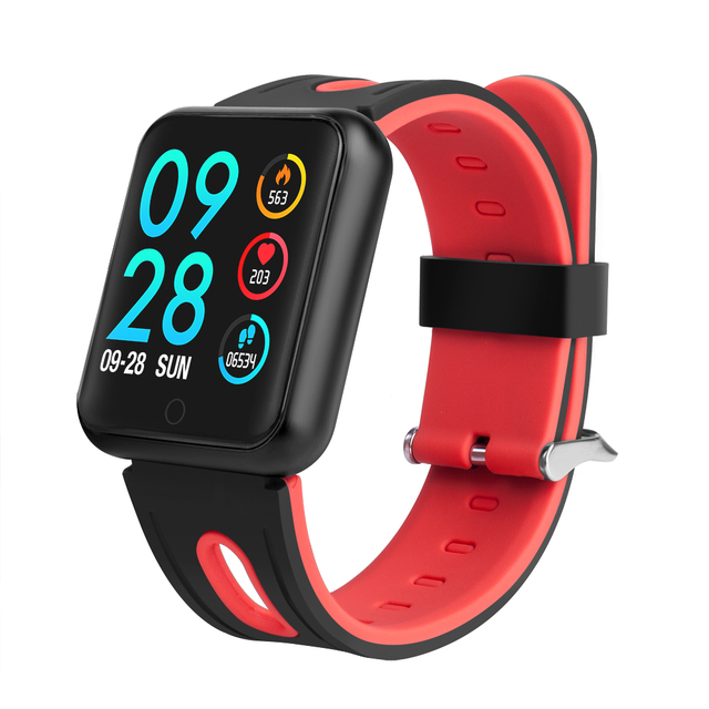 Sports IP68 Smart Watch P68 fitness bracelet activity tracker heart rate monitor blood pressure for ios Android apple iPhone 6 7 4