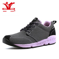 XIANG GUAN Running Shoes Breathable Unisex Sneakers Outdoor Sports Outdoor Cross Country Lovers Run Shoes Walking