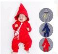 2016 Nova Marca Macacão de Bebê Outono 100% algodão Collant de bebes Girafa Terno Do Esporte Do Bebê Da Criança Recém-nascidos Macacão Roupa Do Bebê