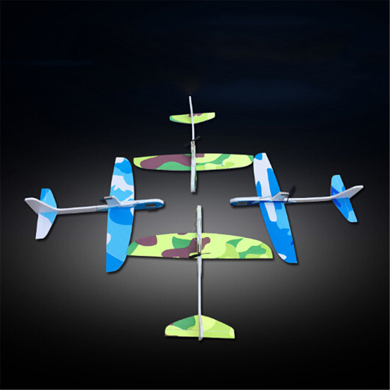 Aircraft Inertial EPP Airplane Made Of Foam Plastic Hand Launch Throwing Airplane Glider Plane Model Outdoor Kid Toys hl 803 material epp fx 803 rc plane rc glider airplane model airplane radio uav hobby trasporto libero free shipping