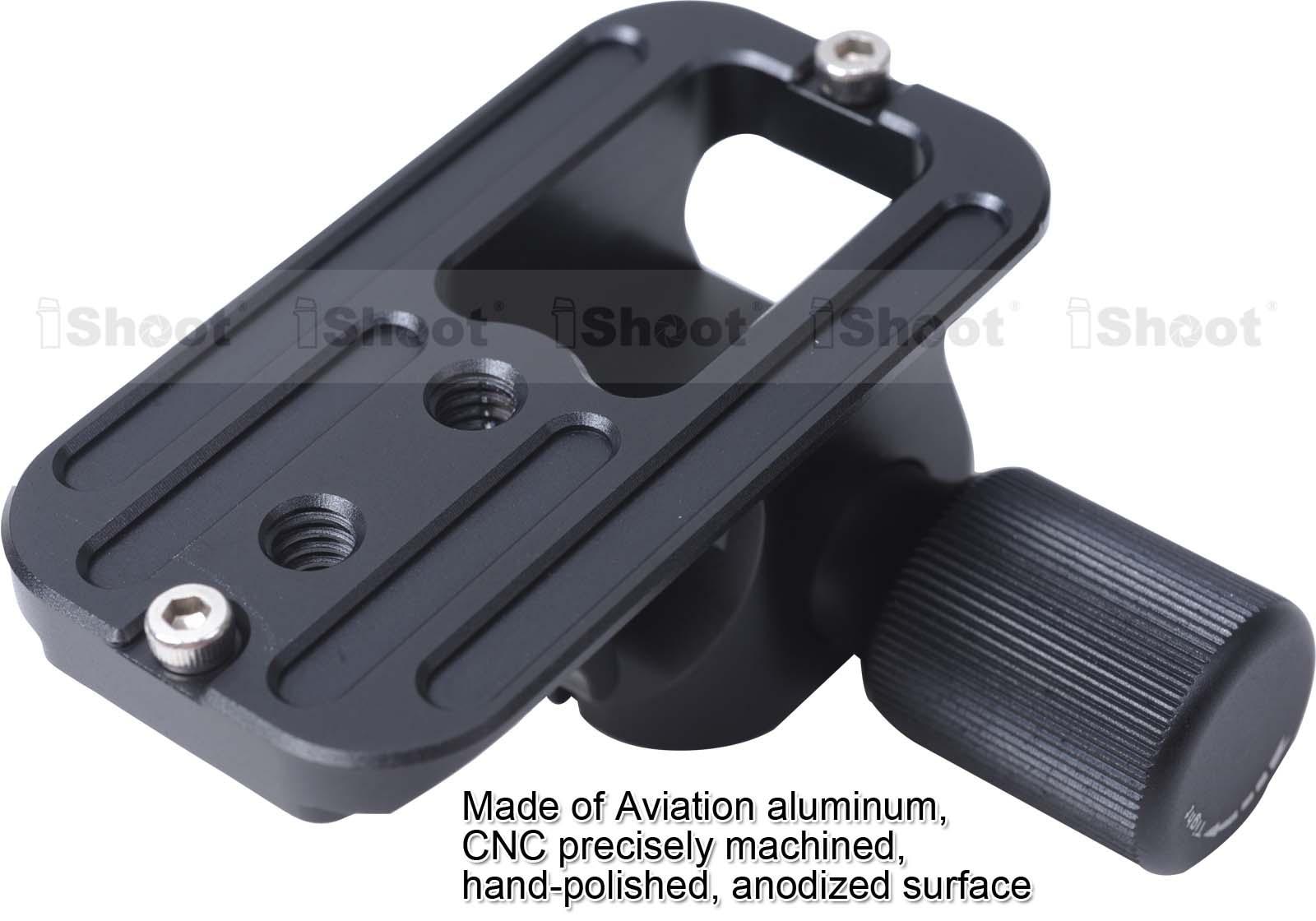Запасная подставка для штатива для объектива Nikon AF-S Nikkor 70-200 мм f/2,8G ED VR и Nikkor 70-200 мм f/2,8G ED VR II