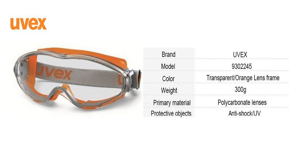 Gafas de seguridad Uvex 9301603 ultra visi/ón