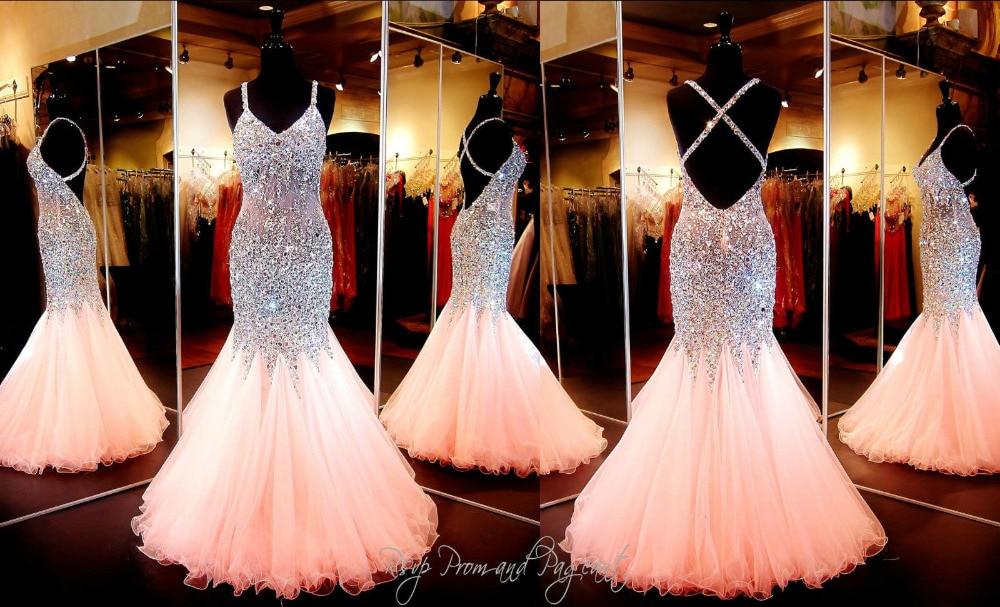 Popular Coral Mermaid Prom Dresses-Buy Cheap Coral Mermaid Prom ...