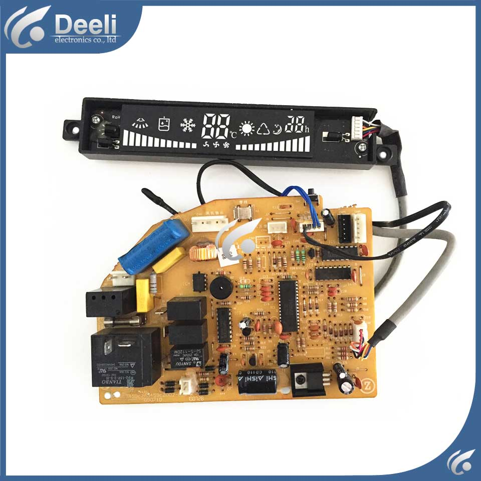 где купить 95% new good working for air conditioning computer board motherboard 3D4 ZGAE-81-3D used дешево