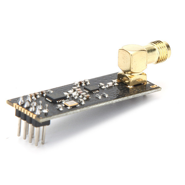 2.4G 10PCS 1100 Meters Long Distance NRF24L01+PA+LNA Wireless Transceiver Communication Modules With Antenna