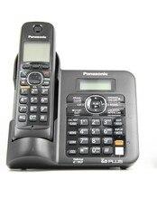 1 Teléfonos KX-TG6641B Digital DECT 6.0 teléfono inalámbrico Teléfono Inalámbrico con contestador automático Negro