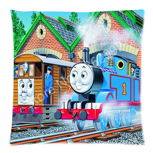 Thomas The Train Pillowcase Delectable Online Shop Hot Thomas And Friends Cushion Cover Thomas The Tank
