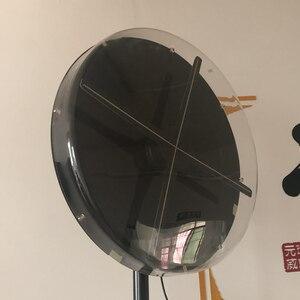 Image 4 - Ventilador de holograma con luz de 43CM, 50CM, 60CM, cubierta acrílica y soporte para exterior, interior, Fiesta en casa, club nocturno