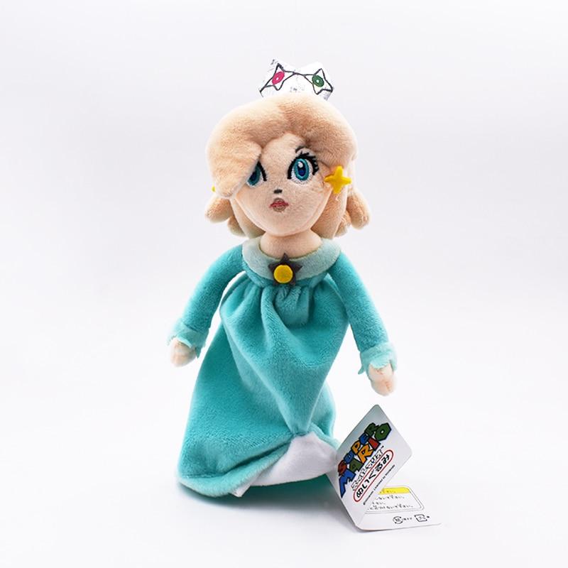 2017 Free Shipping Super Mario Princess Rosalina Plush