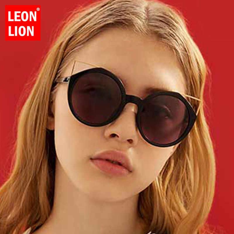 9f57875a7a0 LeonLion 2019 Fashion Cat Eye Sunglasses Women Luxury Sun Glasses For Women  Glasses Classic Retro UV400